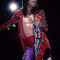 Steven Tyler by Rich Fuscia
