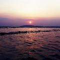Sunset by Julita Pietrzyk