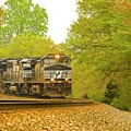 Train  by Frank Conrad