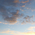 Clouds by Les Cunliffe