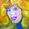 70's Blue Eyed Blonde by Patricia Taylor