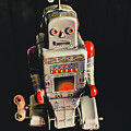 70s Mechanical Android Bot  by Jorgo Photography - Wall Art Gallery