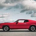 72 Mustang by Douglas Pittman