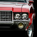 72 Olds Cutlass by Gary Yost
