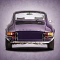 73 Porsche 911 by Mark Rogan