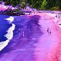 74f Bright Beach by Ed Immar