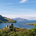 76. Eilean Donan Castle, Scotland by Daron Lomax
