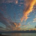 7972- Miami Beach Sunrise by David Lange