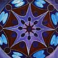 7th Mandala - Crown Chakra by Jennifer Christenson