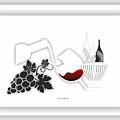 Abstract Monochrome by Ziya Tatar