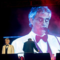 Andrea Bocelli In Concert by Rene Triay Photography