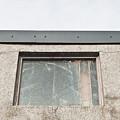 Broken Window by Tom Gowanlock