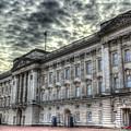 Buckingham Palace by David Pyatt