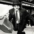 Charlie Chaplin by Oleksiy Maksymenko