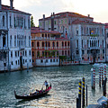 Gondola, Canals Of Venice, Italy by Bruce Beck