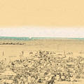 Gordon Beach, Tel Aviv, Israel by Ilan Rosen