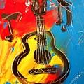 Guitar by Mark Kazav