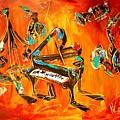 Jazz by Mark Kazav