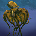 8 Legs Of The Sea by Andrew Reinhart