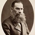 Leo Tolstoy (1828-1910) by Granger