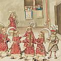 Masquerade by German 16th Century