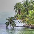Moorea Tahiti by Paul James Bannerman