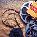 Retro - Old Kodachrome 8mm Film by Keith Morris