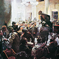 Russian Revolution, 1917 by Granger