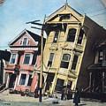 San Francisco Earthquake by Granger