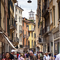 Streets Of Verona by Andre Goncalves
