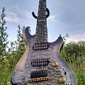 8 String Esp Ltd Jr608 by Krys Whitney
