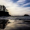 Sunset Beach by Angus Hooper Iii