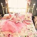 Vintage Val Bedroom Dreams by Jill Wellington
