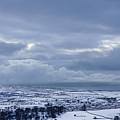 Winter In Wensleydale by Carol Herbert