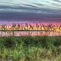 Yorktown Beach At Sunrise by Greg Hager