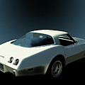 82 Corvette Generation C3 1968 To 1982 by Chas Sinklier