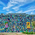 8276- Little Havana Mural by David Lange