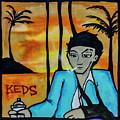 8303-2-  Little Havana Mural by David Lange