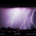 85255 Fine Art Arizona Lightning Photo Poster by James BO  Insogna