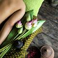 Asian Massage Spa Natural Organic Beauty Treatment by Jacek Malipan