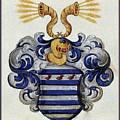 Coat Of Arms. by Blanca Medina