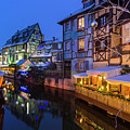 Colmar,petite Venice, Alsace, France, by Marco Arduino