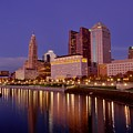 Columbus, Ohio by David Kelso