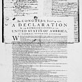 Declaration Of Independence by Granger