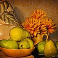 Fall Harvest by Jill Wellington