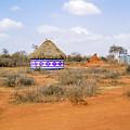 Farmland Landscape In Ethiopia by Marek Poplawski