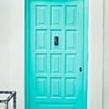 Front Door by Tom Gowanlock