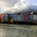 Innsbruck Austria by Paul James Bannerman