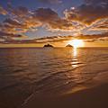 Lanikai Sunrise by Tomas del Amo - Printscapes