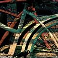 9 Million Bicycles  by Minnetta Heidbrink